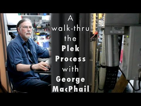 The Plek Machine at The Music Gallery with George MacPhail