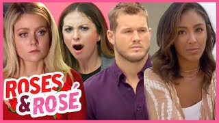 The Bachelor Finale Part 1: Roses and Rose: Colton Leaves Hannah G. & Tayshia, Fights For Cassie?