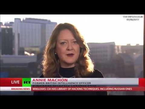 Former MI5 Agent Annie Machon on Huge WikiLeaks CIA Exposure