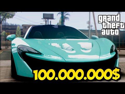 Я ЗАРАБОТАЛ 100.000.000$ В GTA - GTA SAMP
