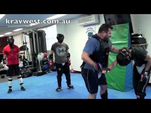 Krav Maga Western Sydney - Contact Class