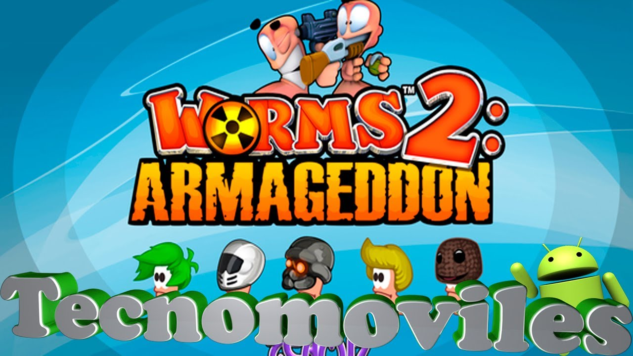 Worms 2 Armageddon на Андроид планшет - …