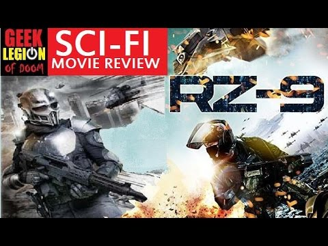RZ-9 ( 2015 Ethan McDowell ) Sci-Fi Movie Review
