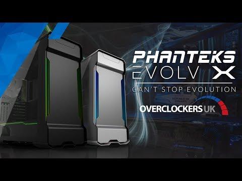 Phanteks Enthoo Evolv X: Can't Stop Evolution