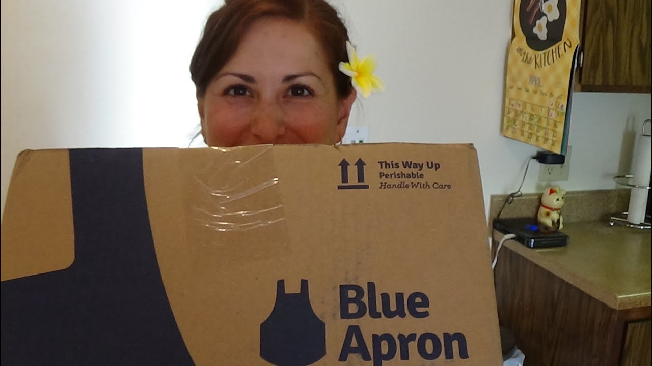 Blue apron youtube review - Roo S How To Review Edition Blue Apron