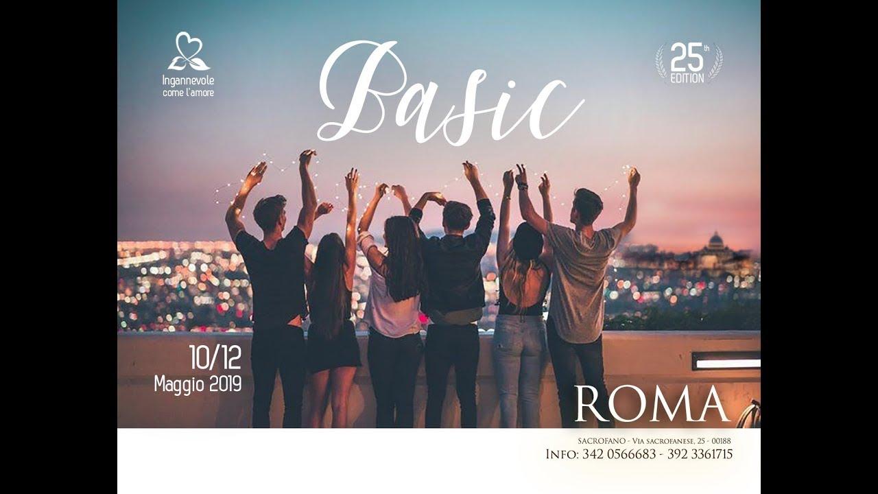 spot corso basic ingannevole come l'amore 10-12 maggio 2019