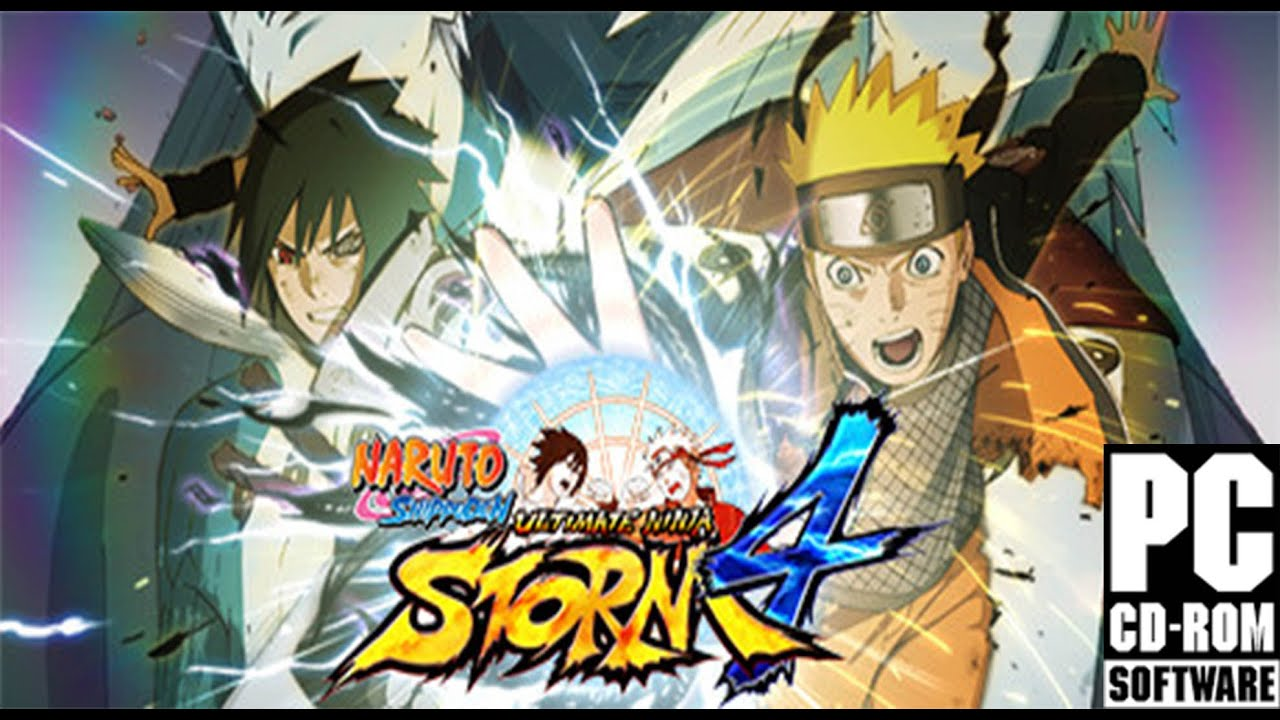 How to get Naruto Ultimate Ninja Storm 4 for FREE on PC [Windows/7/8/10]