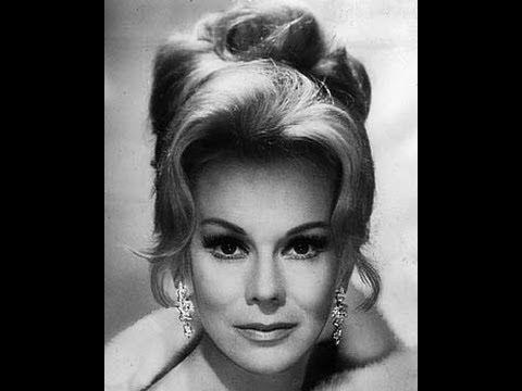 60's bombshell makeup tutorial : Eva Gabor