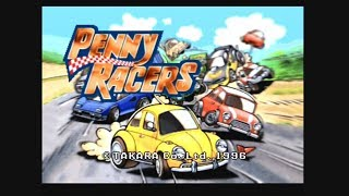Playthrough [PSX] Penny Racers