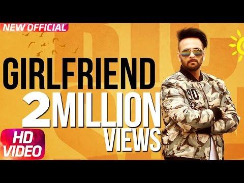 Girlfriend (Full Song)   Rick Sandhu   Latest Punjabi Song 2017   Speed Records