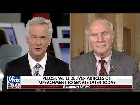 Chabot Discusses Impeachment with Trace Gallagher