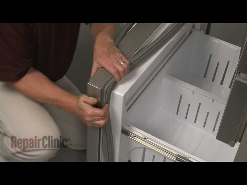 Freezer Drawer Gasket - Whirlpool Refrigerator