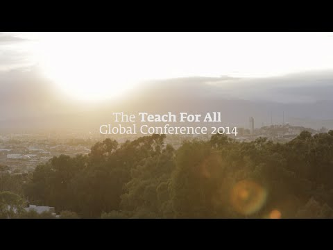 Teach For All: Global Conference 2014