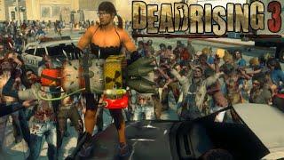 Dead Rising 3 PC - Bomba Atômica