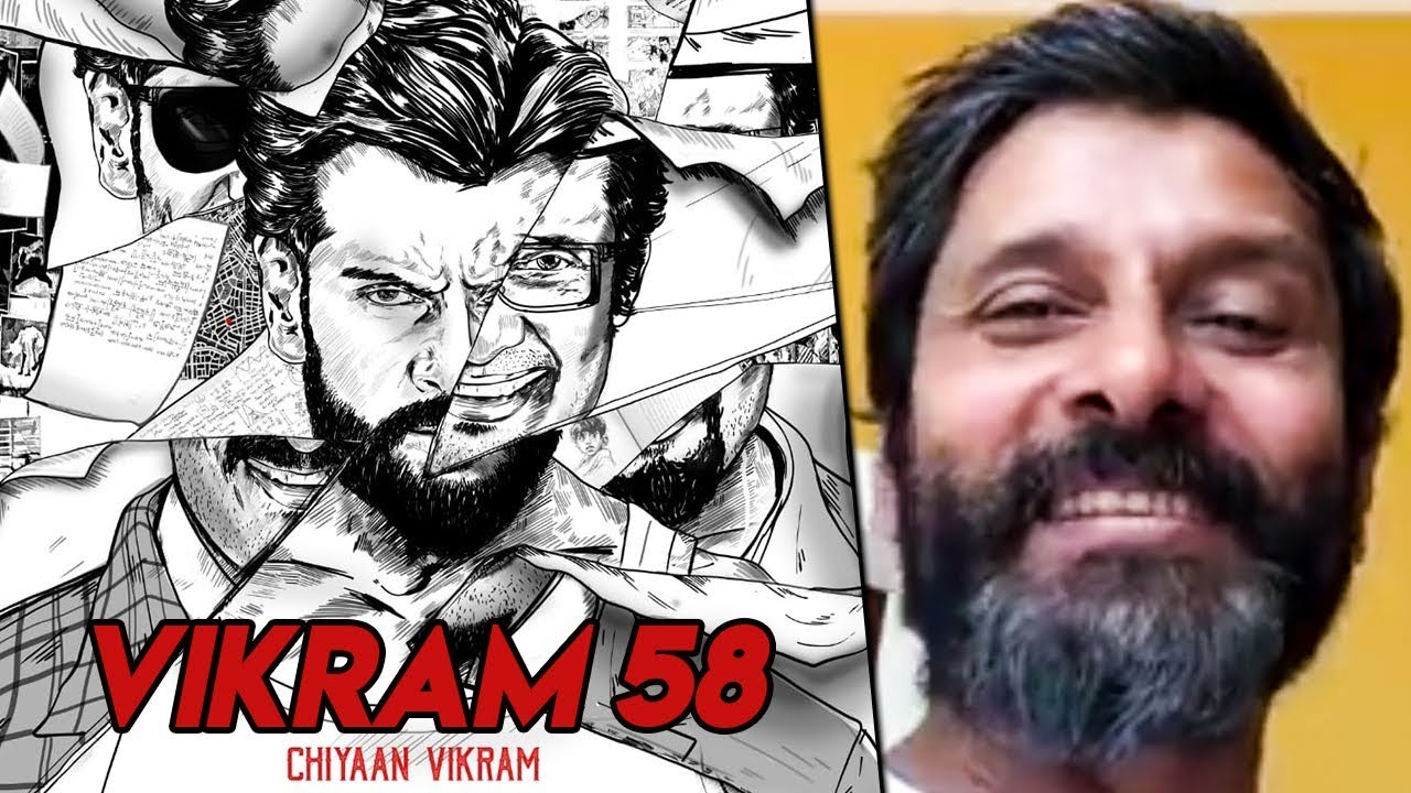 'Chiyaan Vikram 58' officially announced | Hot Tamil Cinema News