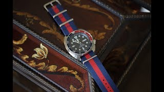 How to Wear a NATO Strap - 2 Ways to Lace It