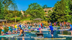 My Aloha Paddle and Surf Lake Norman Stand Up for Autism WPA Paddleboard Race