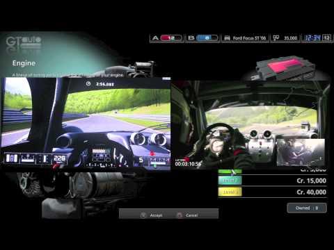 GT5 - Game vs Reality: Nurburgring, Pagani Zonda R