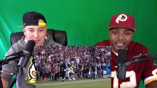 Raiders vs. Redskins   NFL Week 3 Game Highlights   Reaction