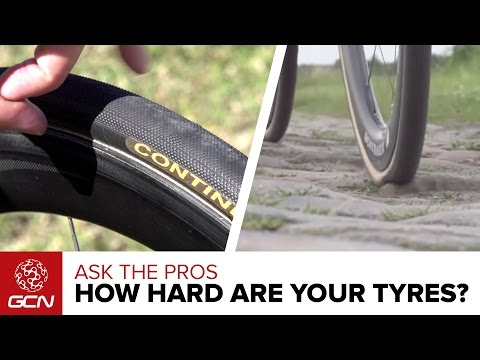 How Hard Are Your Tyres? Tyre Pressures Of The Pro Peloton | Dubai Tour 2016