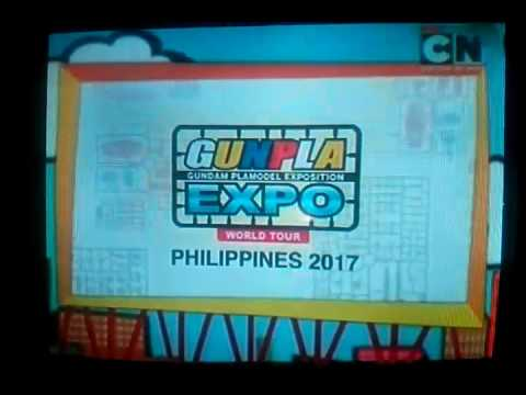 Ad Promo (30s) | Gunpla Expo World Tour | Cartoon Network Philippines [Footage]