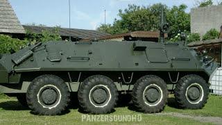 BTR 60 Restauration