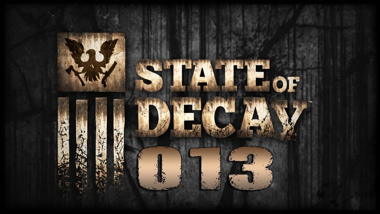 Моды на state of decay секс