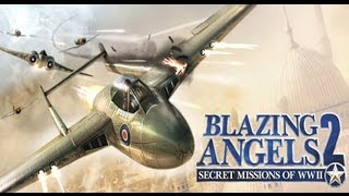 Blazing Angels 2! Secret Weapons of WWII! Mission One.