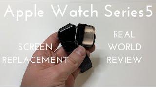 Apple Watch Series 5 Screen Replacement (Fix Your Broken Display!)