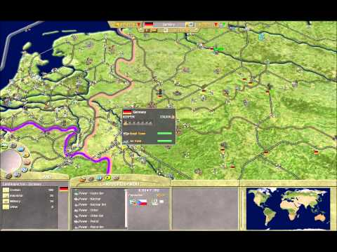 Supreme Ruler 2020 Germany part 1 |