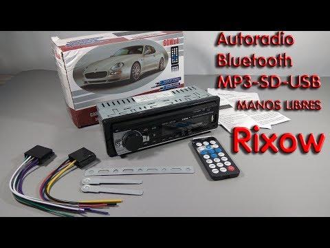 c mo instalar una radio en nuestro coche sbg motors. Black Bedroom Furniture Sets. Home Design Ideas
