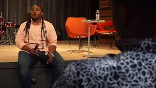 Jamison Ross talks Sanaa Music Workshop