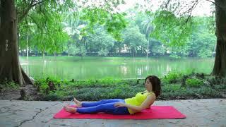 SỰ MẦU NHIỆM CỦA HƠI THỞ — PHương pháp thở bụng Yoga cùng Nguyễn Hiếu.