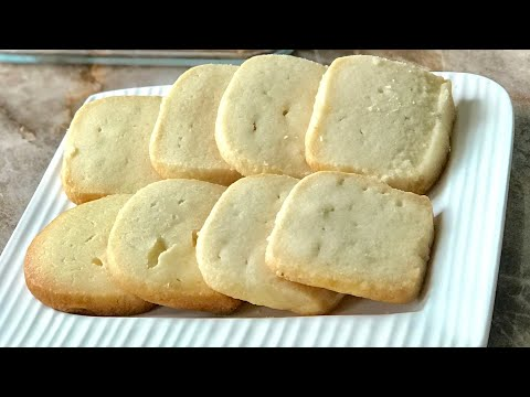 3-ingredients-butter-cookies-recipe-without-oven