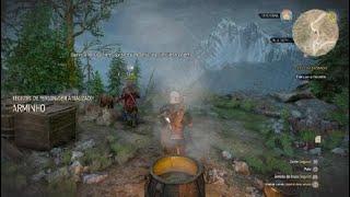 The Witcher 3: Wild Hunt Ep #18 Oroborus?