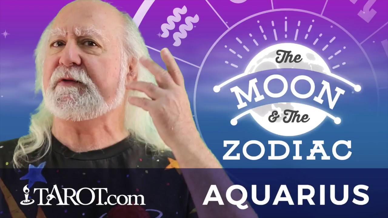 The Moon in Aquarius