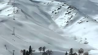 Gulmarg Avalanche, Kashmir - The Paradise on Earth.