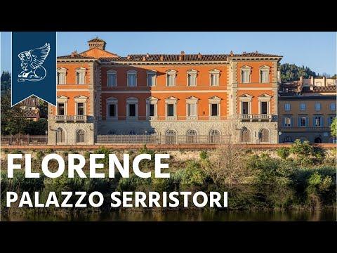 The new Renaissance of Palazzo Serristori