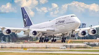 4K Close up Nonstop Arrivals Vancouver Airport YVR