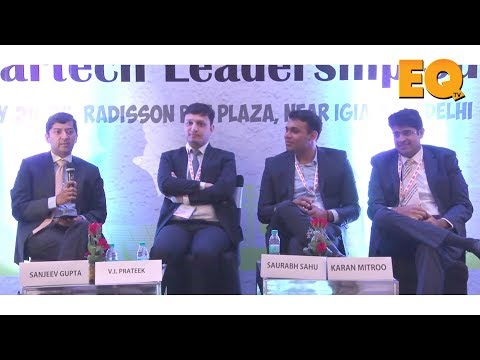 Finance Session at EQ Solartech Leadership Summit, New Delhi - Part 1