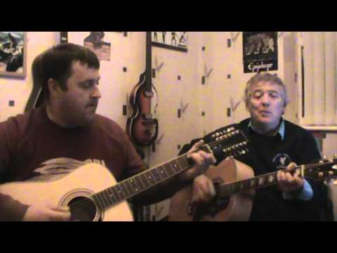 Tony&David cover im into something good by hermans hermits. mp3