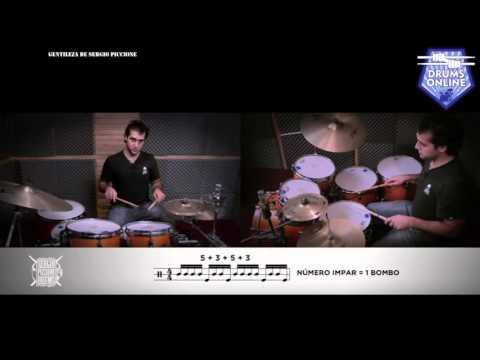 Drumsonline #7 | Sergio Piccione (2) | Fraseos Lineales
