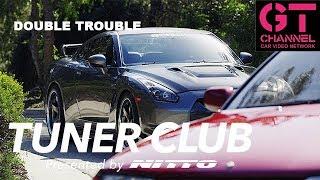 R32 & R35 Gt-R Purist Sean Lee - Tuner Club Presented By Nitto Eps.8