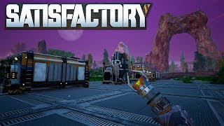 🏭 Satisfactory 05 | HUB verlegen | Gameplay German Deutsch thumbnail