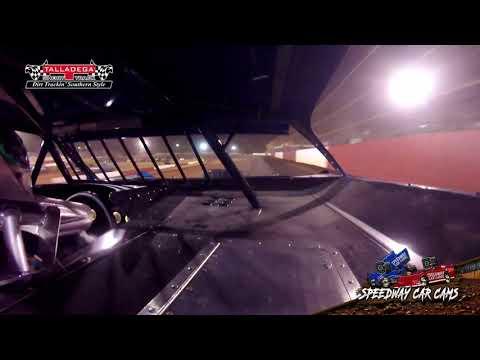 Winner #55 Ryan King - Sportsman - 4-27-19 Talladega Short Track - In Car Camera 62 views