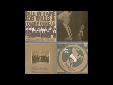 San Antonio Rose Bob Wills Tommy Duncan