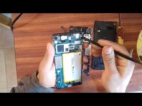 Change écran LCD SONY Xperia C6 XA Ultra F3211 F3212 PART 1