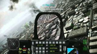 Ace Combat: Assault Horizon PC - Ace Difficulty Playthrough: Mission 1 Nightmare