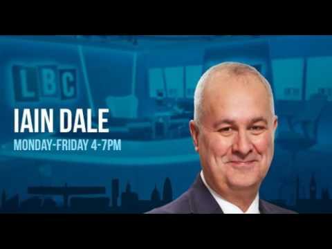 LBC radio, Iain Dale, Alex Salmond phone in, 29/03/2017