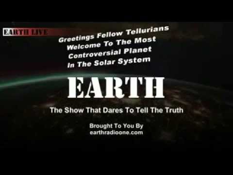 Earth Live 5/25/13 Part 1 With Guest Josh Reeves